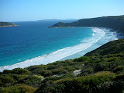 An Esperance Beach from Twilight Beach Road 7 April 2011 (Photo Louise Percy . (esperance beach)