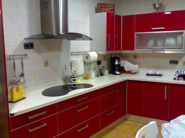 Construccions sol for Muebles de cocina para departamentos