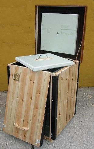 Kjøpe kompostbinge i tre