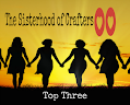 3 x The Sisterhood Of Crafters Top Three