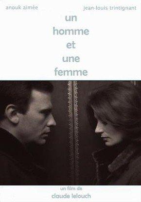 """""""Um Homem e Uma Mulher"""" de Claude Lelouch"""