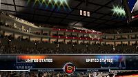 NBA 2K12 Roster United States A vs United States B