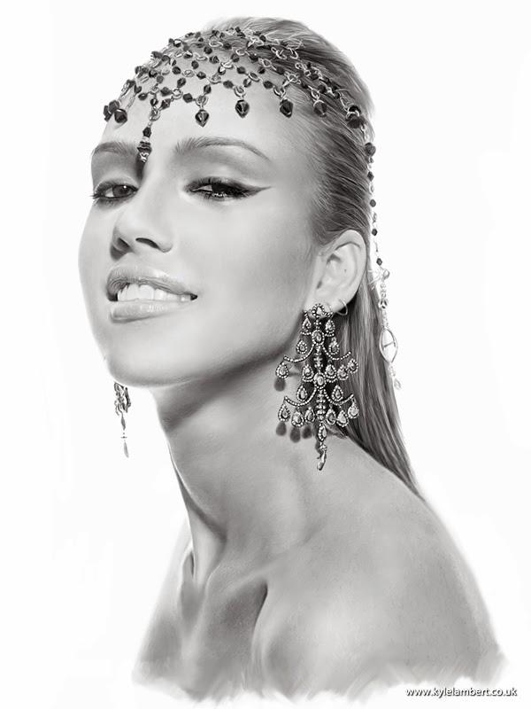 07-Jessica-Alba-Visual-Artist-Kyle-Lambert-iPad-Hyper-realistic-Portraits-www-designstack-co