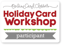 Online Holiday Card Workshop