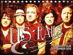 conciertos de US Rails