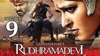 RUDRAMADEVI -Official Theatrical Hindi Trailer HD