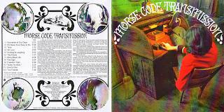 Morse Code Transmission - debut LP (1971)