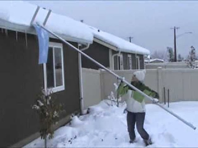 Roof Snow Removal Tools Ayanahouse