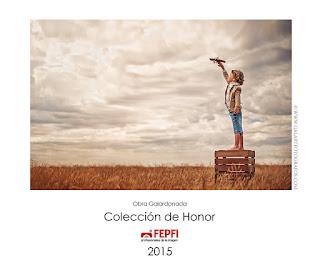 Obra en Colección de Honor fepfi 2015, autor galart fotografos