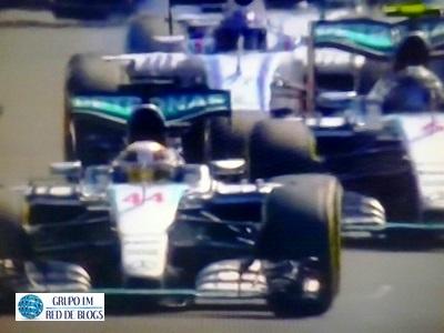 Mercedes de Hamilton