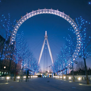 London Eye Great Place in England