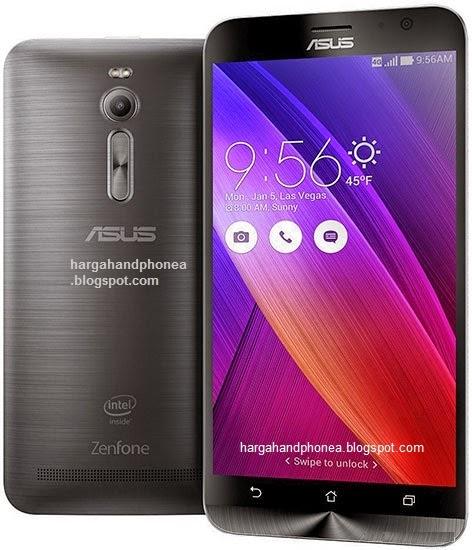 Harga Asus Zenfone 2 ZE551ML dan Spesifikasi Lengkap