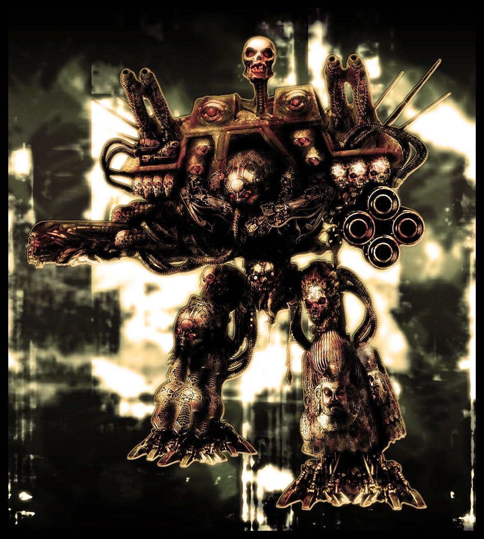 Titán Warlord del Caos