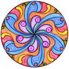 ¿Te gusta colorear mandalas?