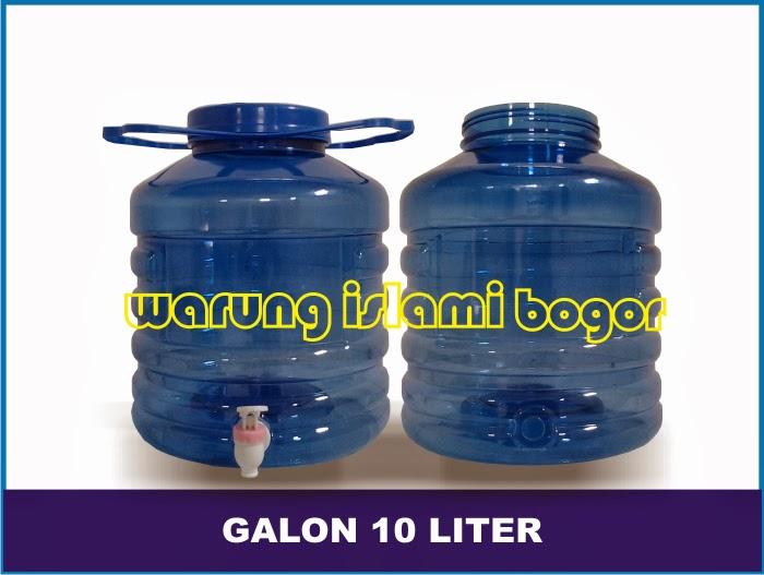 Jual Botol Aqua Galon Air Kangen Water