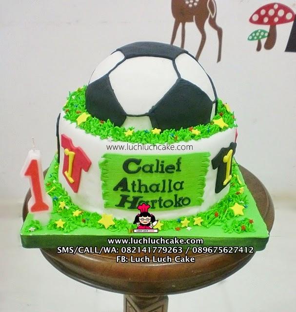 Kue Tart 3d Bola Fondant Daerah Surabaya - Sidoarjo