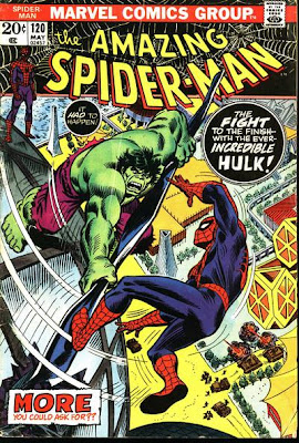 Amazing Spider-Man #120, the Incredible Hulk, Canada