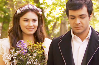 Pablo e Leonor matrimonio foto
