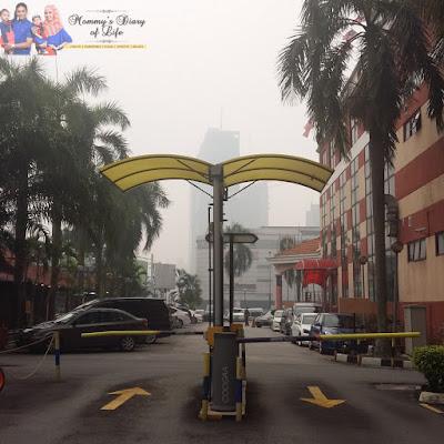 jerebu di malaysia 2015