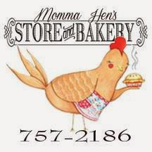 Momma Hen's Bakery- the blog.