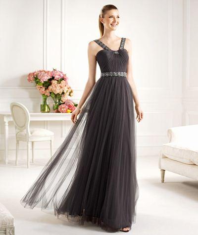vestido damas de honra pronovias