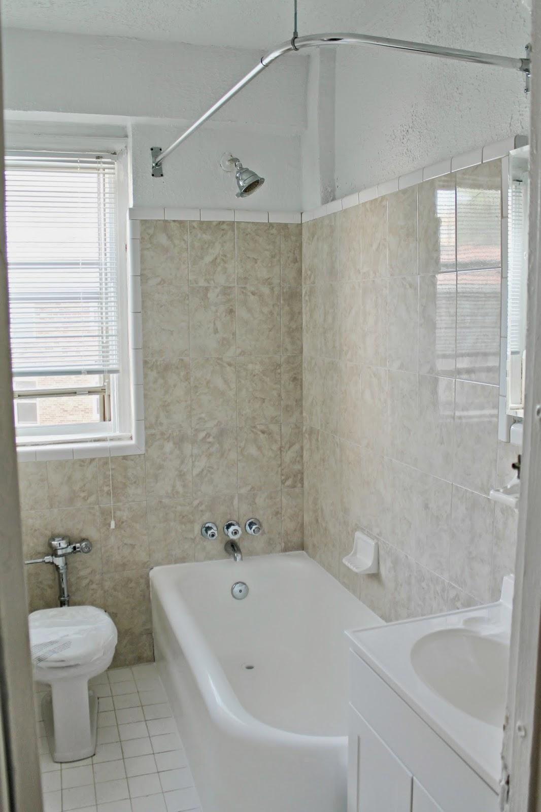 Bathroom Makeover Apartment apartment bathroom makeover reveal! - shannon claire