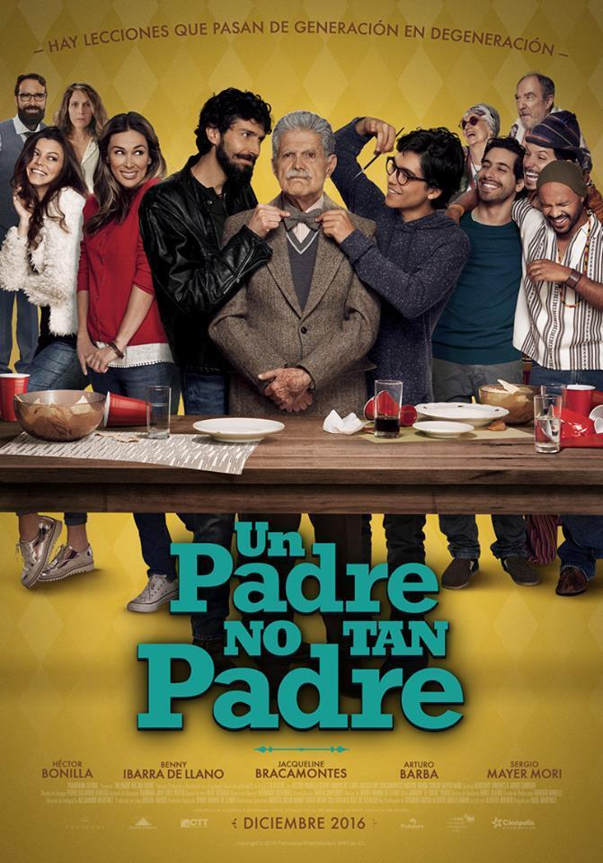 Un Padre no tan Padre (2016) DVDRip Latino