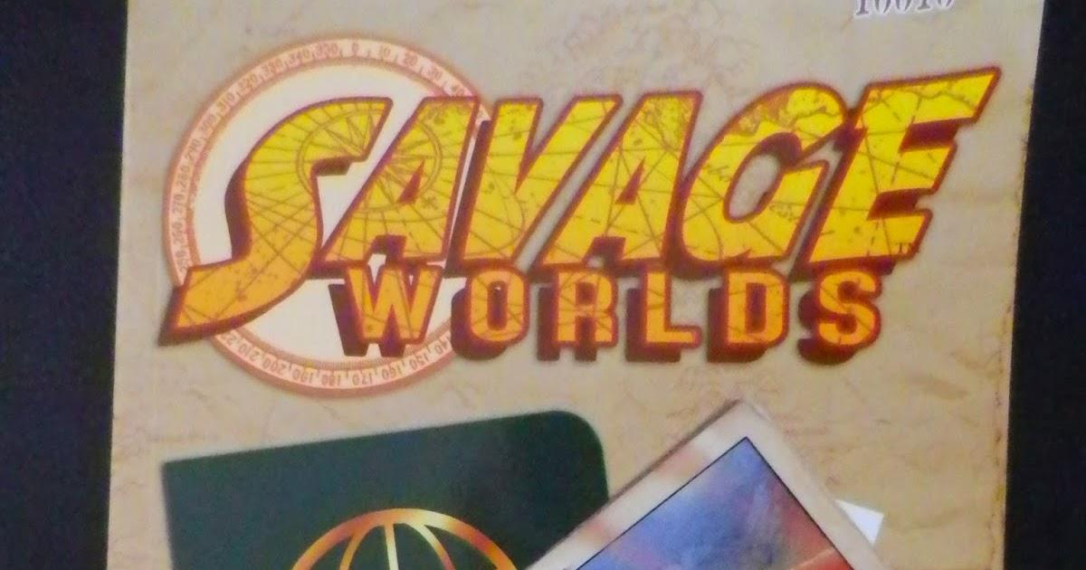 savage worlds core rulebook pdf