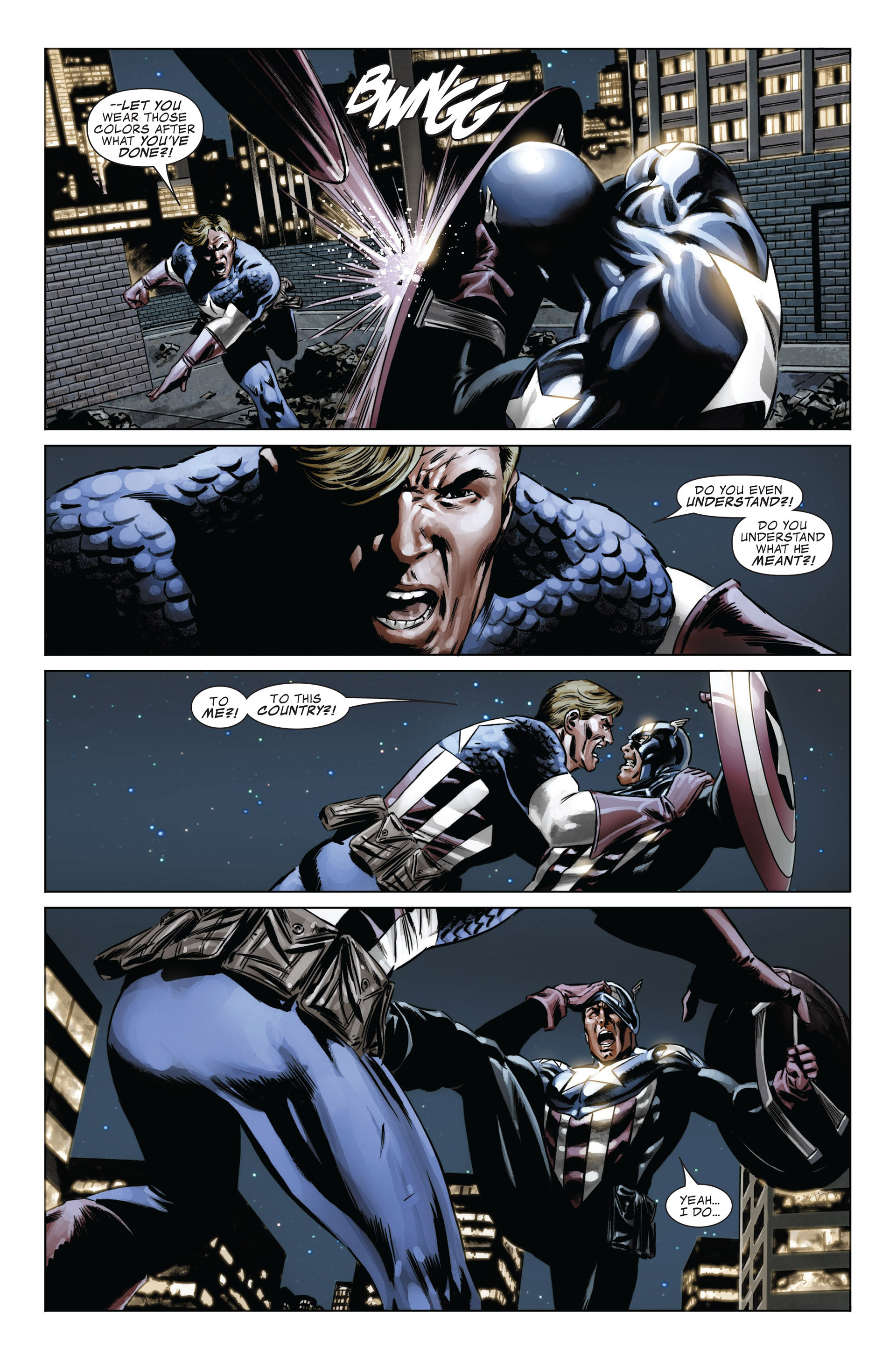 Captain America (2005) Issue #40 #40 - English 18
