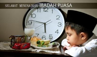 Tips Tetap Sehat Selama di Bulan Ramadhan