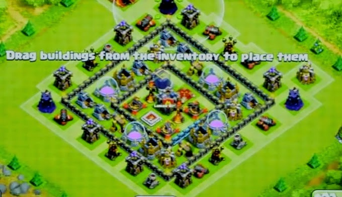 Best TH9 Base