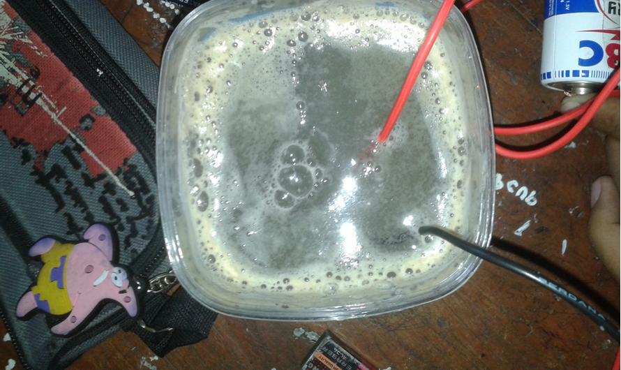 My Blog Laporan Praktikum Kimia Pembuatan Naclo Secara Sederhana Menguji Larutan Elektrolit