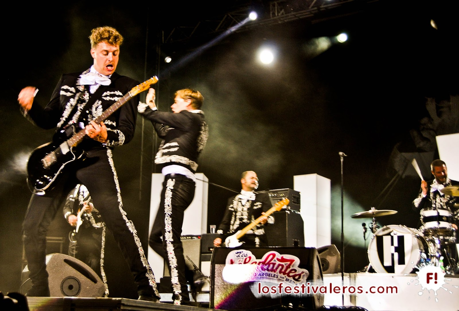 The Hives, Low Cost 2014, Concierto, Festival