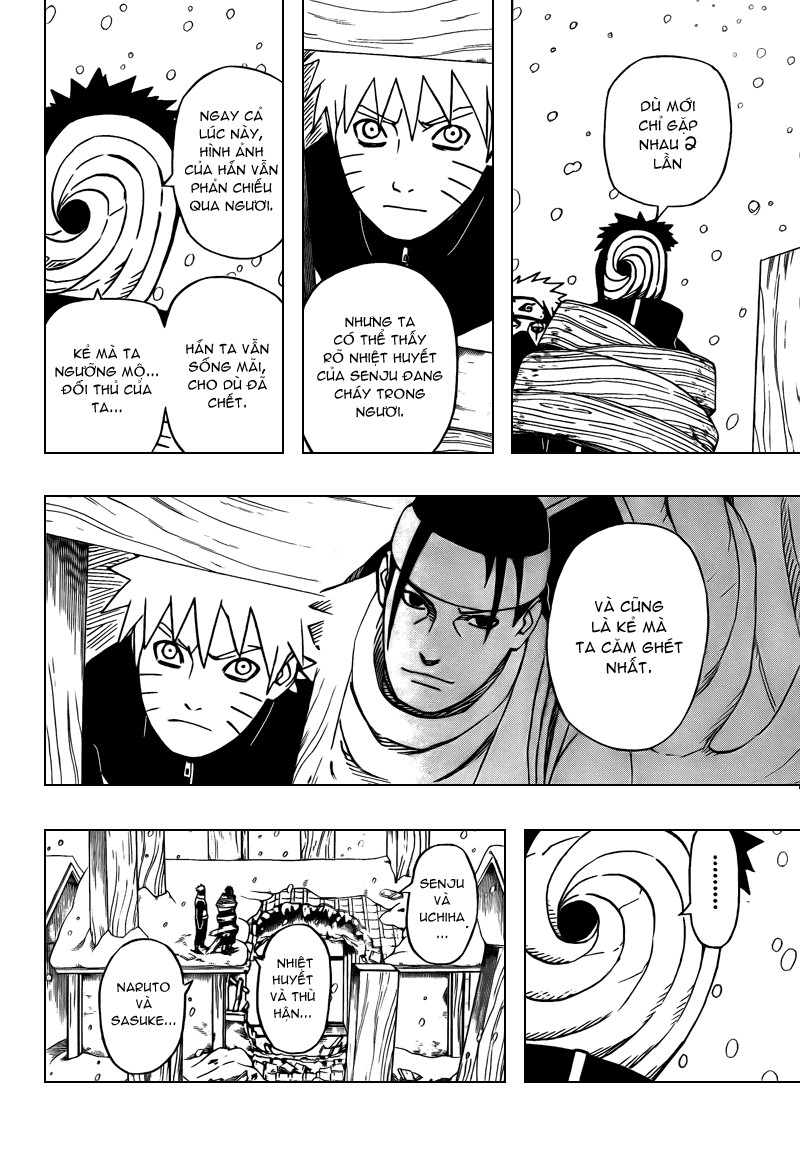 Naruto chap 462 Trang 15 - Mangak.info