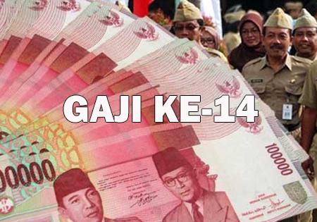 Rencananya Pemerintah Akan Memberikan Gaji ke-14 Mulai Tahun 2016
