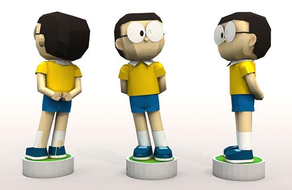 Doraemon: Nobita Nobi - Wallpaper Actress
