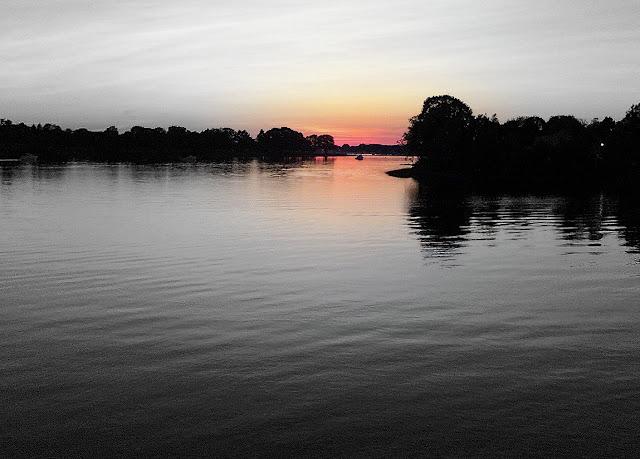Danvers River Sunset