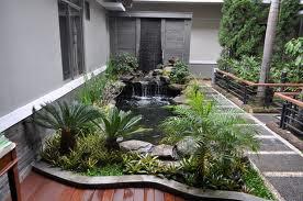 taman minimalis depan rumah untuk rumah minimalis