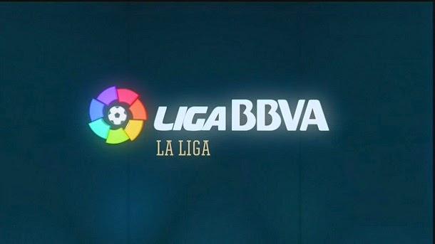 Calendario de la Liga Española de Fútbol para la temporada 2014-2015