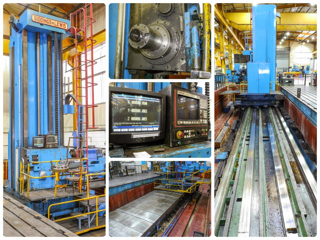 Used machine tools from Electro Motion