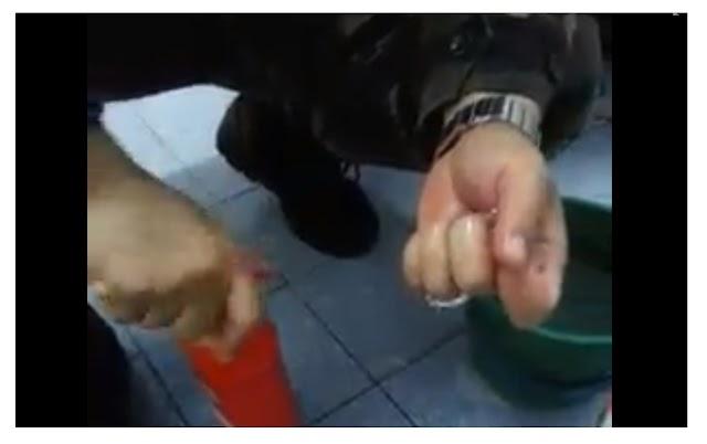 Video Demonstrasi Menanggalkan Dakwat Kekal?!