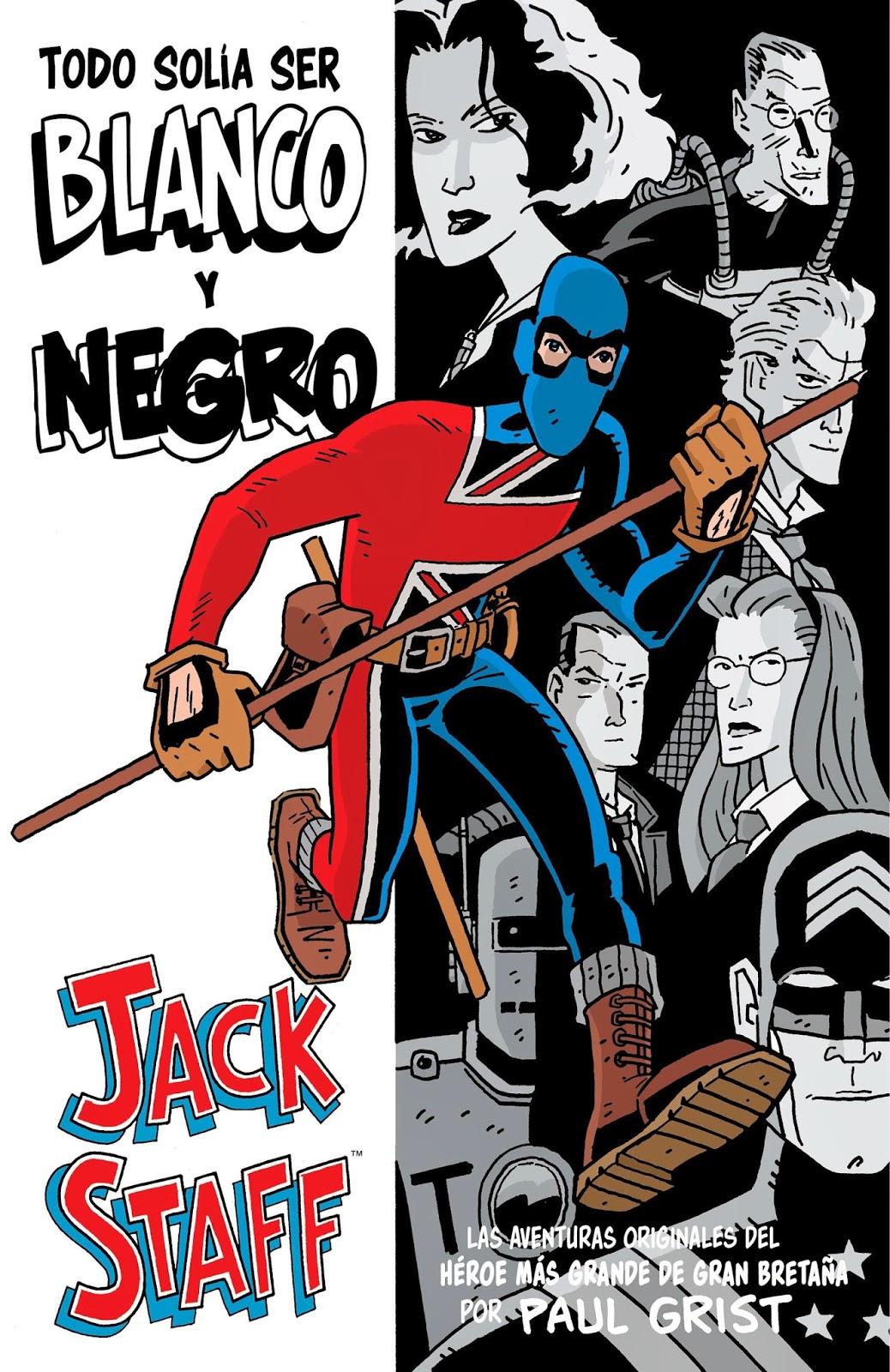 Jack Staff Aleta Ediciones