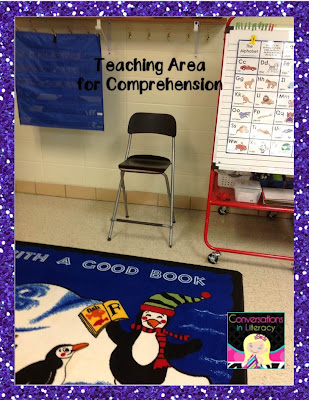 Read Aloud Area