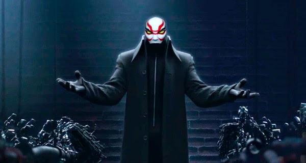 """El villano de """"Big Hero 6"""" (6 Héroes)"""