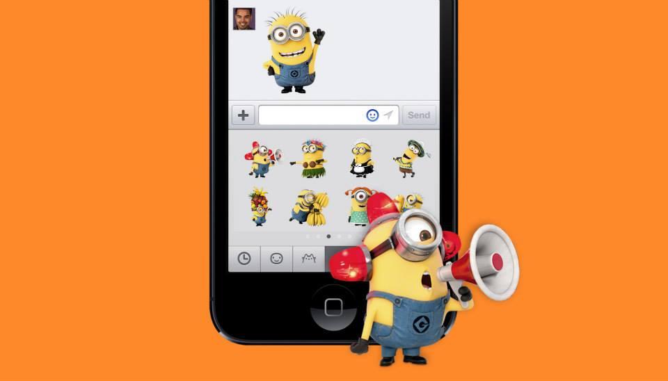 Stickers Facebook Personalizzati