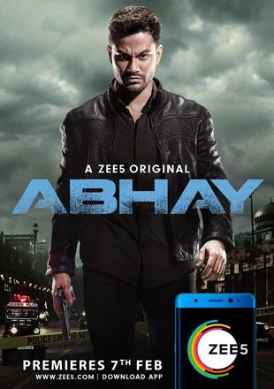Abhay 2019 Hindi Complete WEB Series 720p HEVC x265 [Episode 01]
