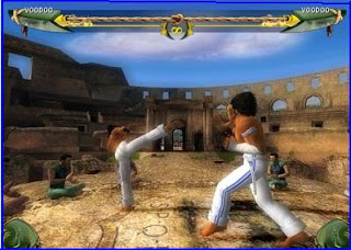 Screenshot Martial Arts: Capoeira PC
