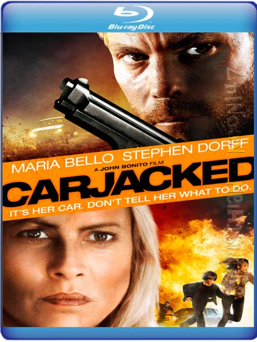 Secuestro Express (Carjacked) (Español Latino) (BRrip) (Audio AC3) (2011)