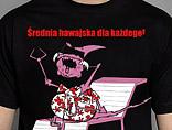 koszulka Domino Jachaś - hawajska
