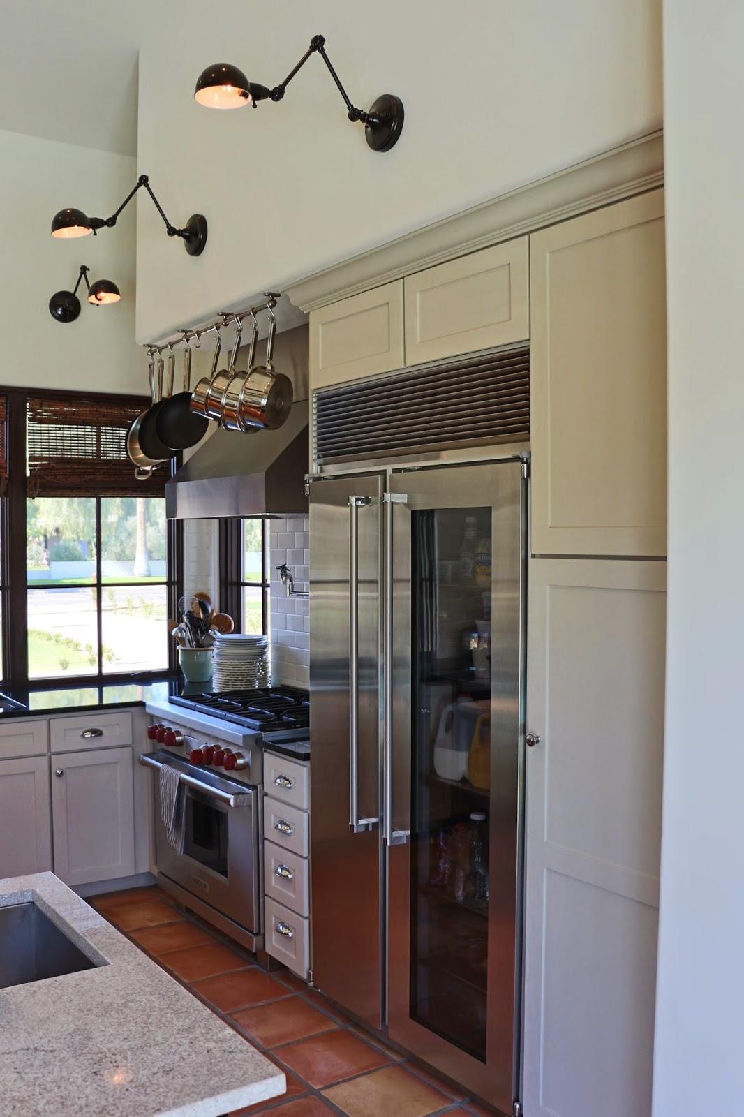glass door fridge, wolf stove, aga marvel fridge, built in stainless steel fridge, glass door refrigerator